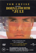 Born On The Fourth Of July - Special Edition on DVD