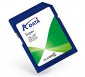 Adata Class 2 SDHC SD Card 4GB
