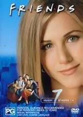 Friends Series 7 Vol 1 on DVD
