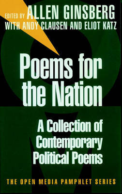 Poems For The Nation by Allen Ginsberg image