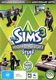 The Sims 3 High-End Loft Stuff for PC Games