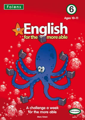 English for the More Able: Bk. 6 by Mary Green