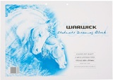 Warwick 17C9 20lf A3 110gsm Punched Drawing Refill