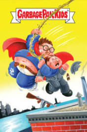 Garbage Pail Kids by Hilary Barta