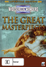 Widescreen Wonders - The Great Masterpieces: Lifestyle Edition on DVD