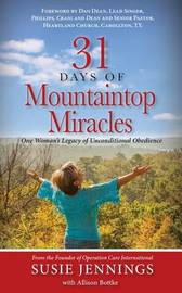 31 Days of Mountaintop Miracles by Susie Jennings