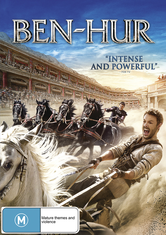 Ben Hur on DVD