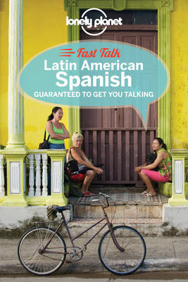 Lonely Planet Fast Talk Latin American Spanish by Lonely Planet image