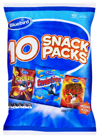 Bluebird Multipack Cheese Combo (10 Pack)