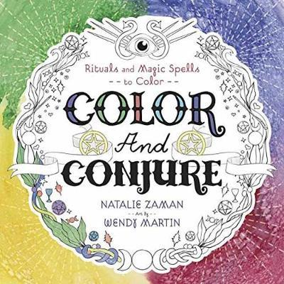 Color and Conjure by Natalie Zaman image