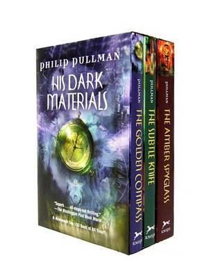 His Dark Materials Box Set by Philip Pullman