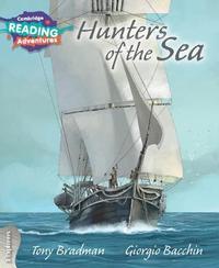 Hunters of the Sea 3 Explorers by Tony Bradman image