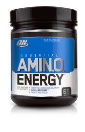 Optimum Nutrition Amino Energy Drink - Blue Raspberry (585g)