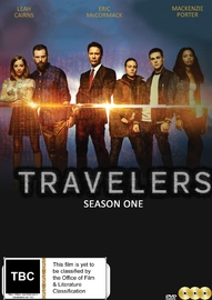 Travelers - Season One on DVD