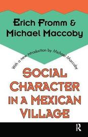 Social Character in a Mexican Village image