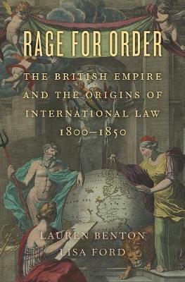 Rage for Order by Lauren Benton