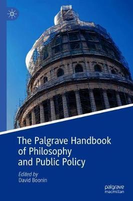 The Palgrave Handbook of Philosophy and Public Policy image