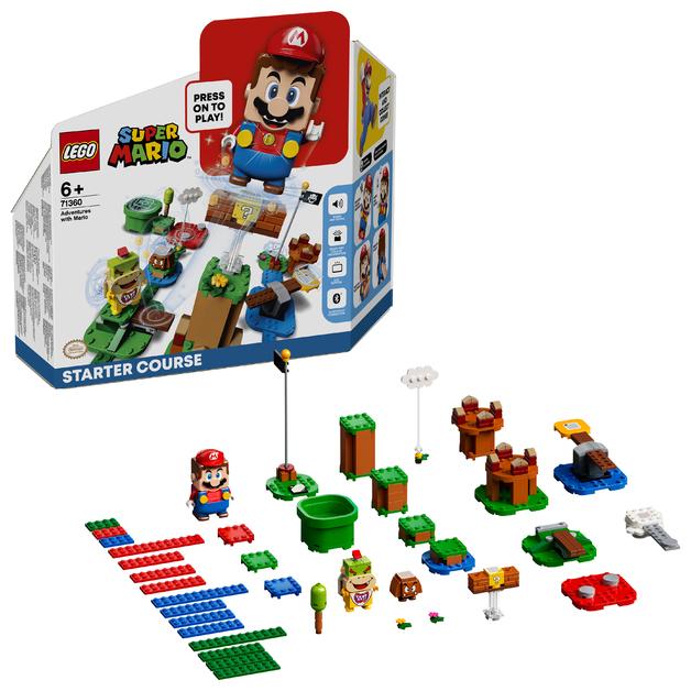 LEGO Super Mario: Adventures with Mario - Starter Course (71360)