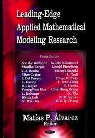 Leading-Edge Applied Mathematical Modeling Research image