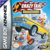 Crazy Taxi: Catch a Ride for Game Boy Advance