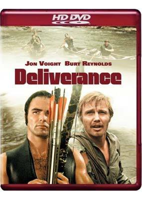 Deliverance on HD DVD