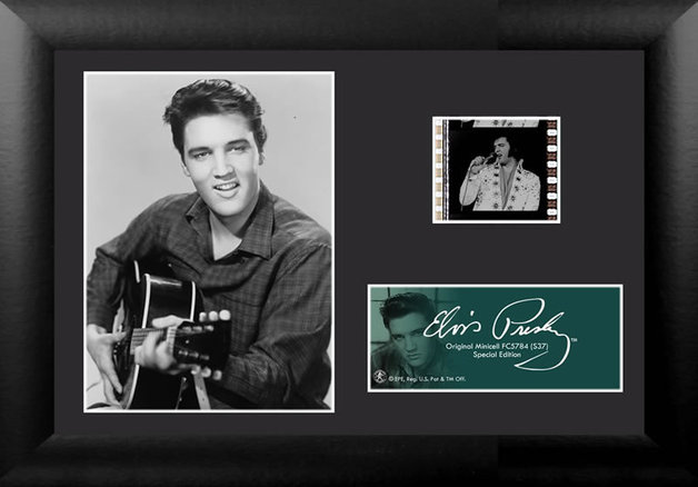FilmCells: Mini-Cell Frame - Elvis Presley (S37)