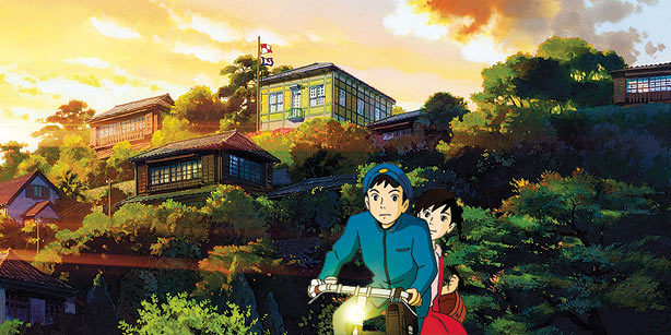 From Up On Poppy Hill on Blu-ray image