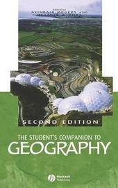The Student's Companion to Geography by Alisdair Rogers image