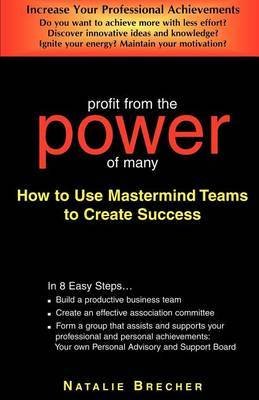 Profit from the Power of Many by Natalie D Brecher image