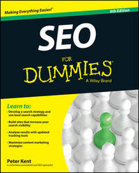 SEO For Dummies by Peter Kent