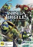 Teenage Mutant Ninja Turtles: Out of the Shadows DVD