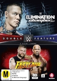WWE: Fast Lane 2017 / Elimination Chamber 2017 - Double Feature DVD