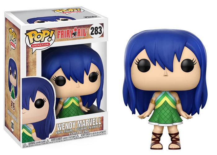 Fairy Tail - Wendy Marvell Pop! Vinyl Figure image