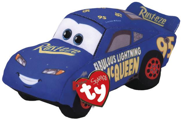 Ty Cars: Fabulous Mcqueen - Themed Plush