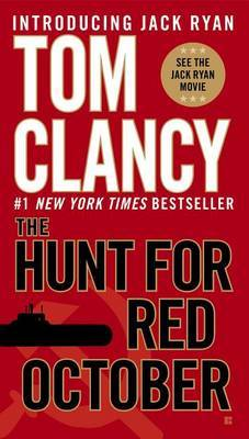 The Hunt for Red October by Tom Clancy image