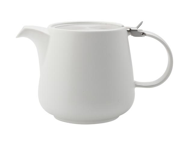 Maxwell & Williams - Tint Teapot White