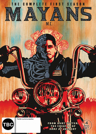 Mayans M.C. - The Complete First Season on DVD