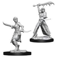 D&D Nolzur's Marvelous: Unpainted Miniatures - Female Human Rogue image