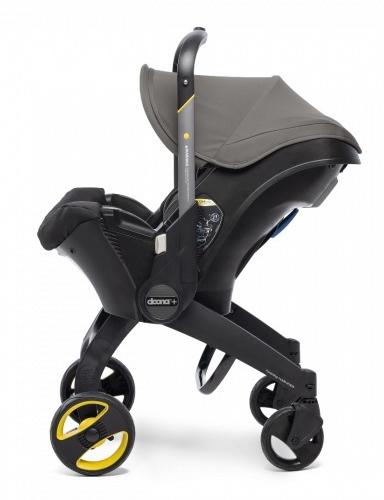 Doona Stroller & Car Seat - Grey Hound
