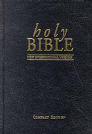 NIV Compact Bible by International Bible Society