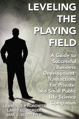 Leveling the Playing Field by Lawrence P. Horowitz image