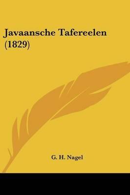 Javaansche Tafereelen (1829) by G H Nagel image