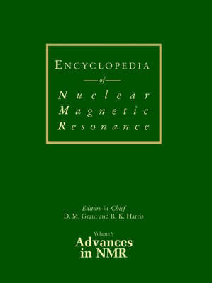 Encyclopedia of Nuclear Magnetic Resonance: v. 9