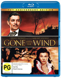 Gone with the Wind: 70th Anniversary Edition on Blu-ray