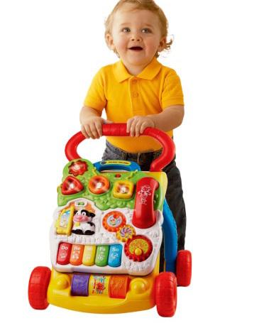 VTech: First Steps Baby Walker - Yellow