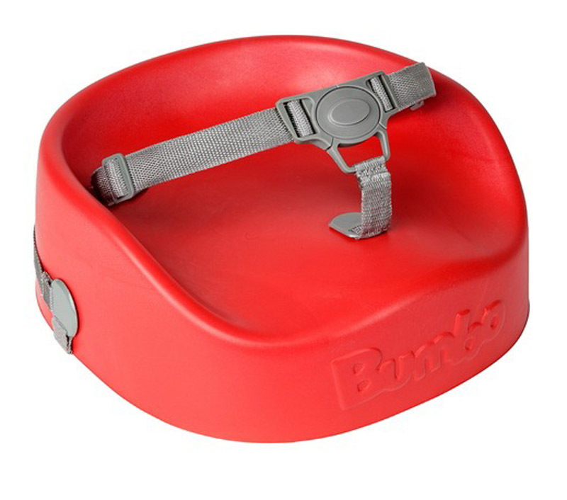 Bumbo Booster Seat - Red image