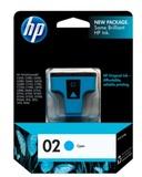 HP 02 Ink Cartridge C8771WA (Cyan)
