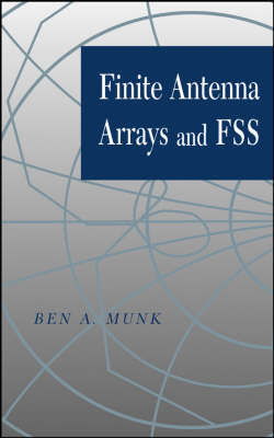Finite Arrays and FSS by Benedikt A Munk image
