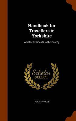 Handbook for Travellers in Yorkshire by John Murray image