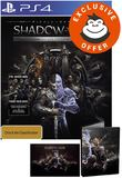 Middle-Earth: Shadow of War Silver Edition for PS4